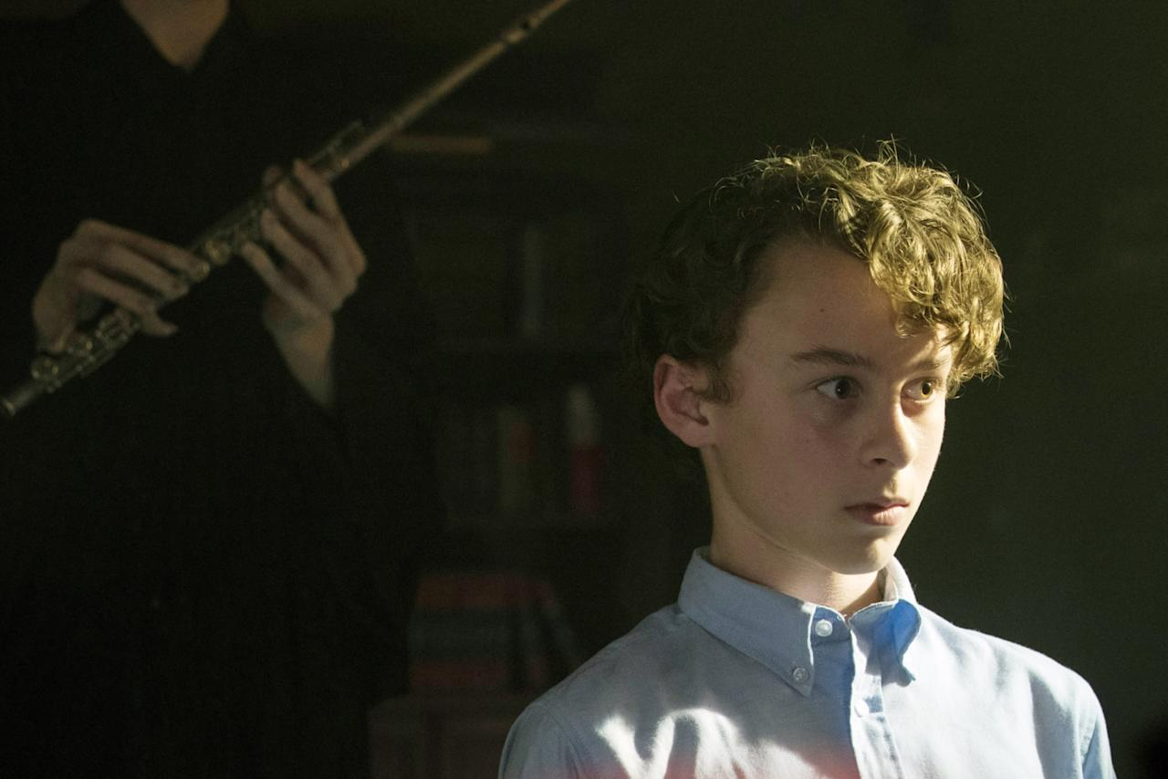 <p>Just like everyone else in the Losers Club, the adult version of Stanley Uris (played by Andy Bean, who looks like a carbon copy of young star Wyatt Oleff) gets a call from Mike informing him that Pennywise has started killing again in Derry 27 years after their first brush with death. Stan, knowing he's not strong enough to face the clown again, and realizing that he'll only make his group of friends weaker, decides to kill himself before even going to Derry to hear everyone out. It's a tragic scene of sacrifice, and the film later attempts to shade in his reasoning with flashbacks to young Stan.</p>