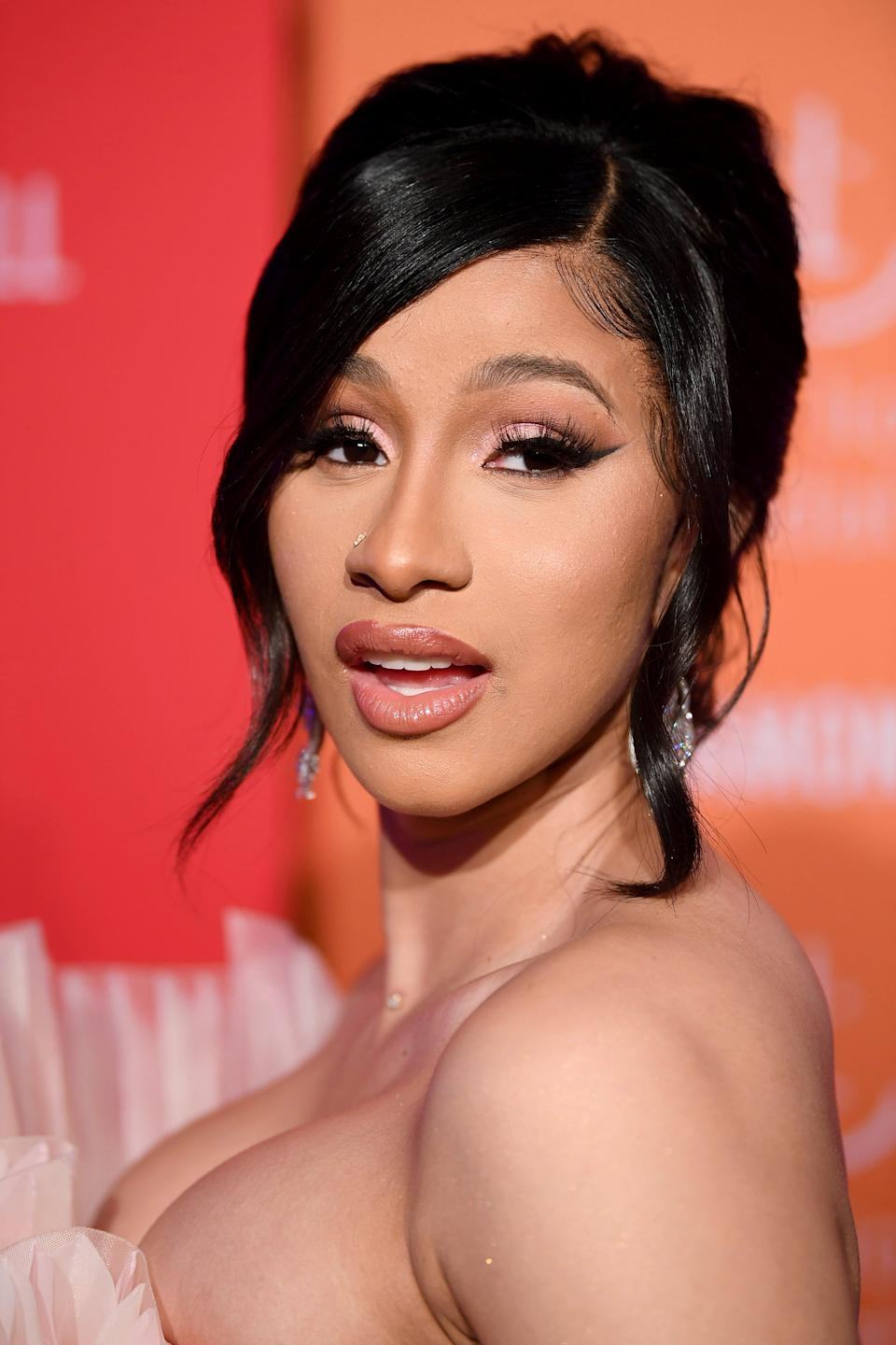 Cardi B made an appearance on Normani's steamy new song and video.
