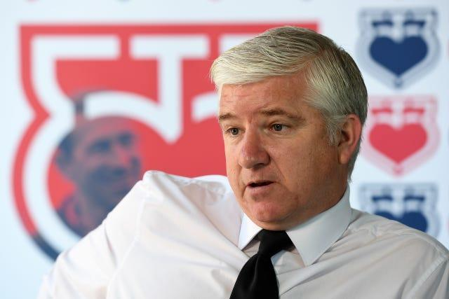 Leyton Orient director of football Martin Ling has spoken about the mental toll management can take