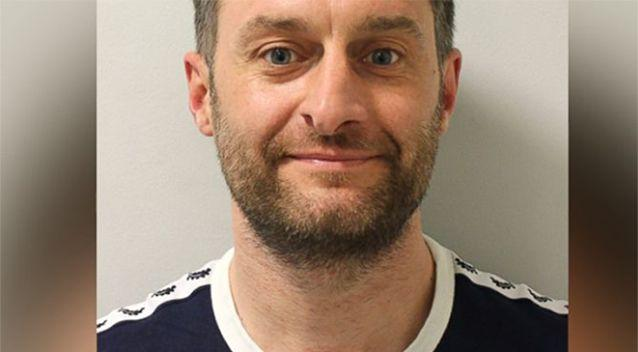 Alex Chivers was jailed for six months. Photo: Metropolitan Police/via AP