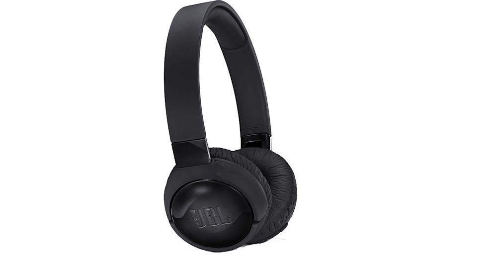 JBL Tune 600BTNC Wireless Bluetooth Noise-Cancelling Headphones