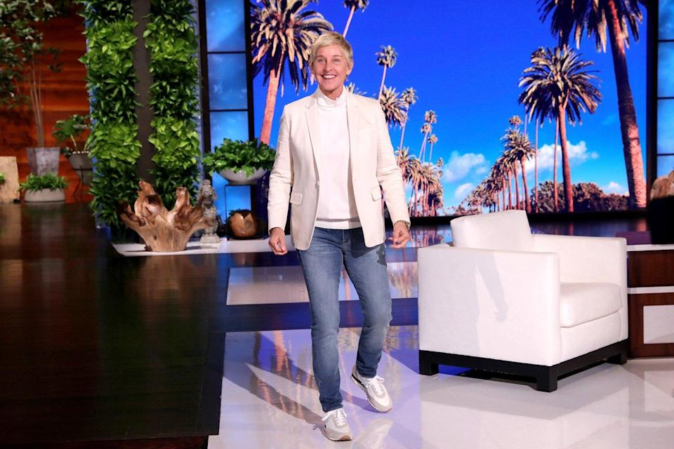 Ellen DeGeneres 'Is Looking at Herself to Make Changes' After Work Drama, Source Says