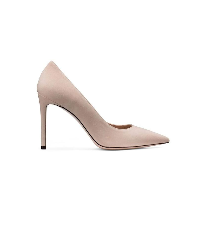 Stuart Weitzman The Leigh 95 Pump (Photo: Stuart Weitzman)
