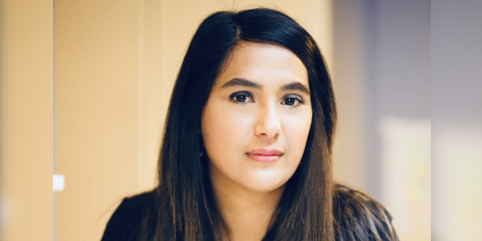 Noreen Biddle Shah, head of corporate communications EMEA, State Street