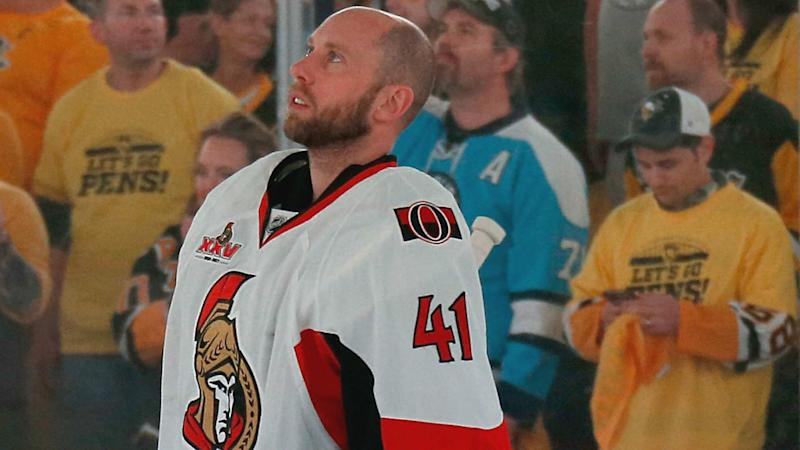 Wife of Senators goalie Craig Anderson says she's now cancer free