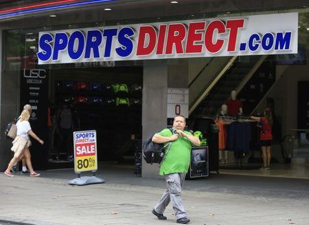 Here's how Sports Direct