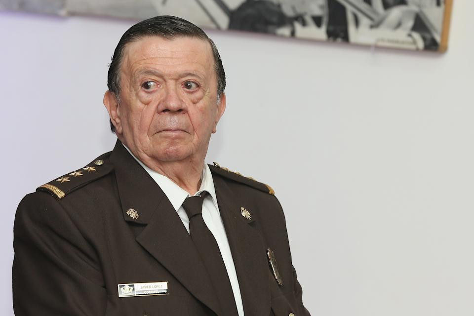 """Xavier Lopez """"Chabelo"""" (Getty Images)"""