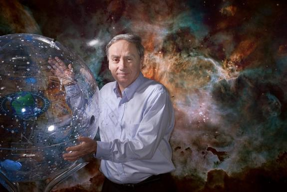 "Astrophysicist Mario Livio is the author of the new book ""Brilliant Blunders"" (May 2013, Simon & Schuster)"