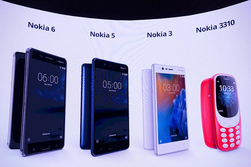 Startup Creating New Nokia Phones Offers A Dose of Nostalgia