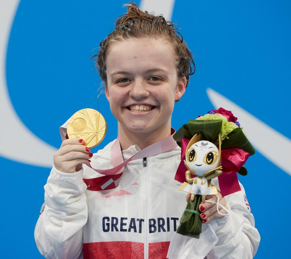 Precocious Summers-Newton, 19, is enjoying a Paralympic debut to savour at Tokyo 2020