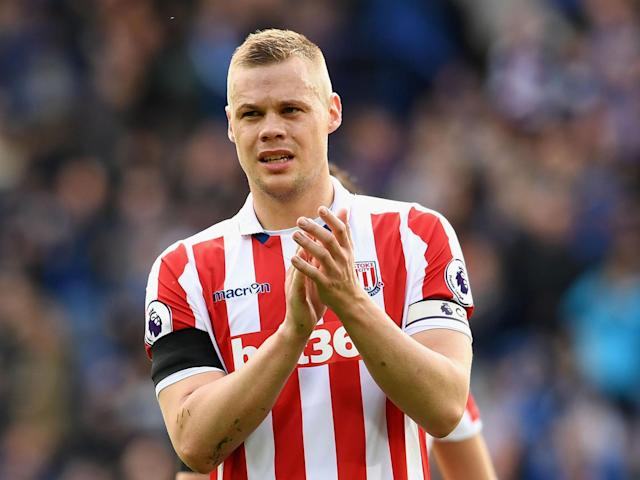 Rafa Benitez makes Stoke's Ryan Shawcross top transfer target should he guide Newcastle to promotion