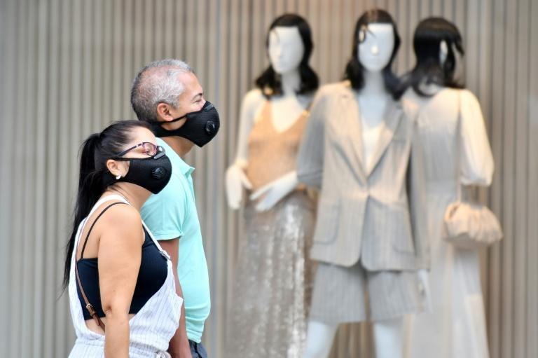 Face masks will be compulsory in shops and supermarkets in England from next week