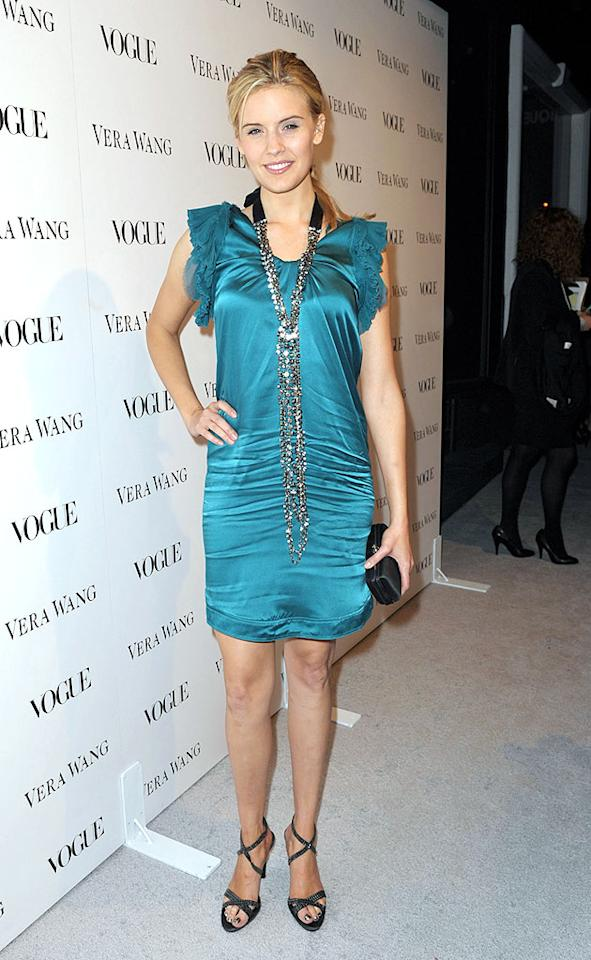 """Unfortunately, Maggie Grace also failed to impress in her wrinkly mess of a dress. John Shearer/<a href=""""http://www.wireimage.com"""" target=""""new"""">WireImage.com</a> - March 2, 2010"""