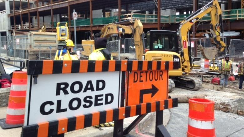 Downtown businesses drop legal action over Nova Centre construction