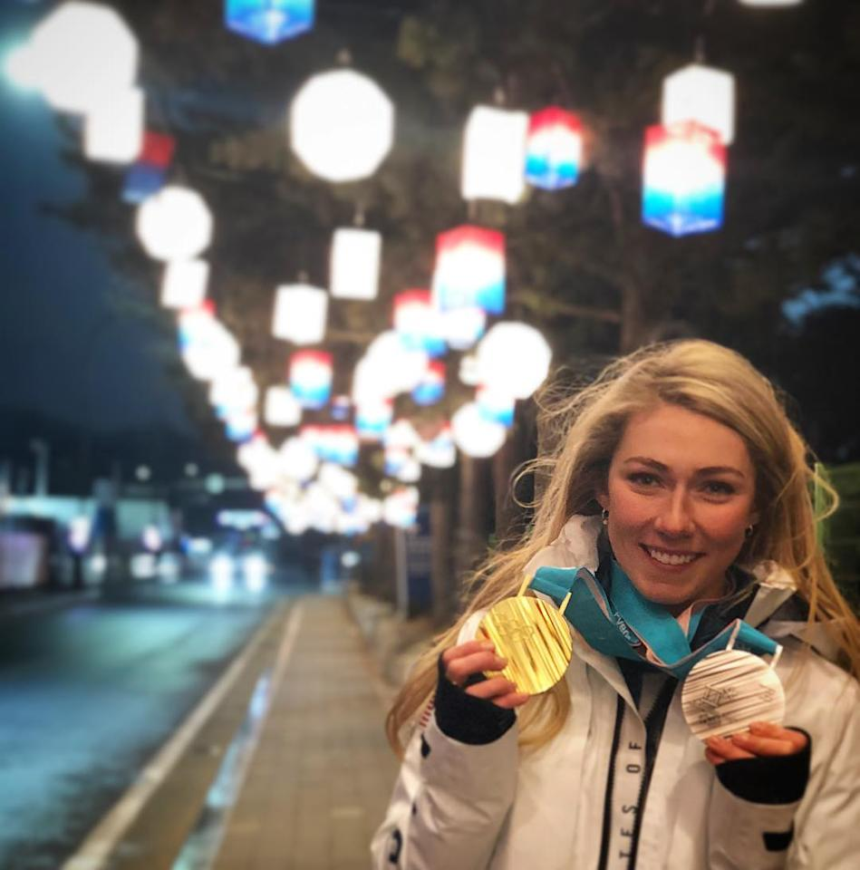 <p>mikaelashiffrin<br /> (Photo via Instagram/mikaelashiffrin) </p>