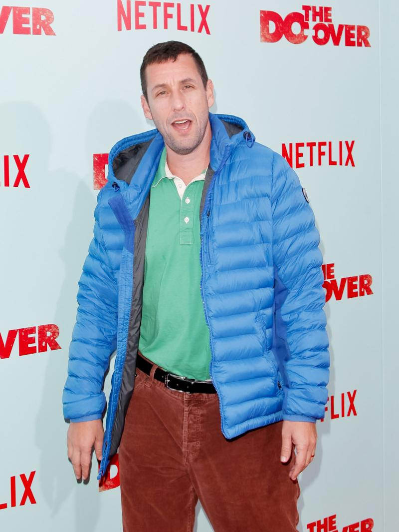 Adam Sandler's New Netflix Deal Is Him Saying Good-bye to the Movie-Star Game