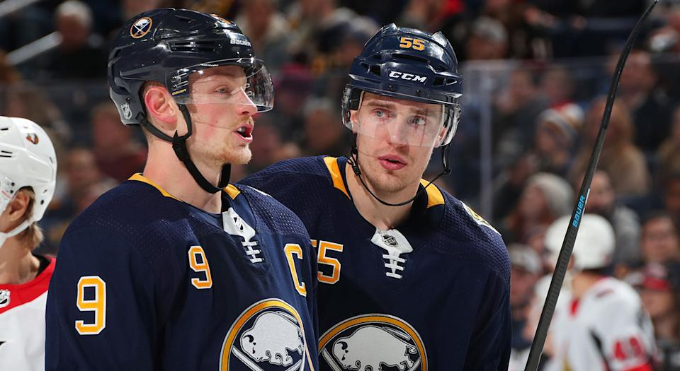 Being a Buffalo Sabres fan is torture. (Photo by Bill Wippert/NHLI via Getty Images)