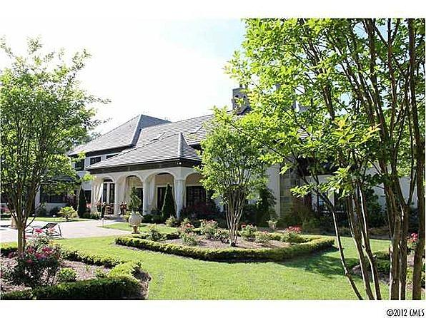 """<p class=""""MsoNoSpacing"""">This European-style, 12,000 square-foot mansion in Charlotte, N.C., will reportedly be home to the Bachelorette's suitors, according to <a target=""""_blank"""" href=""""http://www.zillow.com/blog/2012-03-06/report-abcs-the-bachelorette-home-chosen-in-charlotte-nc/"""">Zillow.com</a>.</p>"""