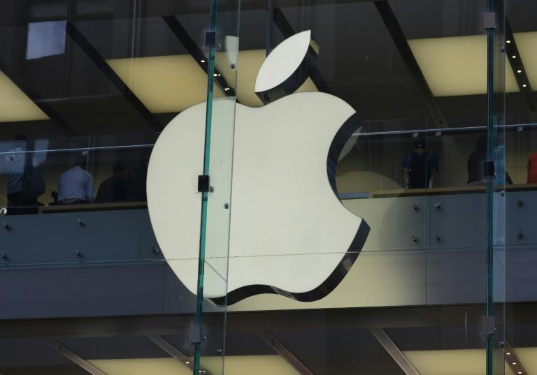 Apple Takes Dow Over 22000 Mark As Services Business Grows