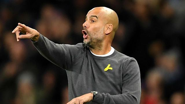 The Manchester City boss won the gong from September to December but his Bournemouth counterpart claimed the January prize