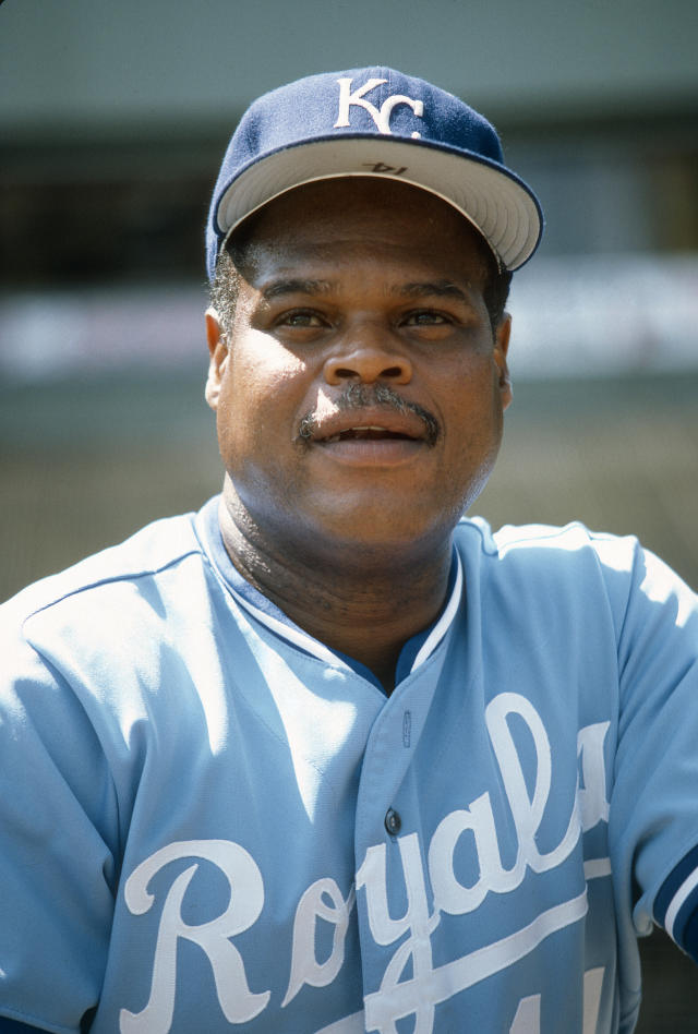 <p>Lee May (1943-2017): 3-time Major League All-Star and World Series champion with the Kansas City Royals. </p>