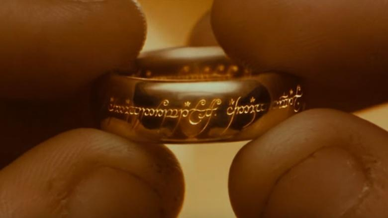 The One Ring (Warner Bros./New Line)