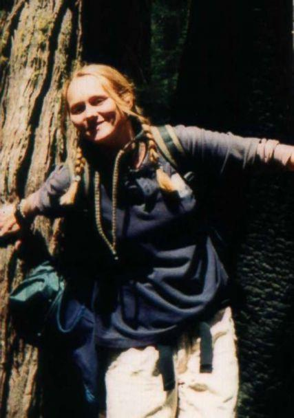 On July 21, 1999, 26-year-old Joie Armstrong, a park naturalist, was packing for a trip to join friends. She was later killed by Cary Stayner, a worker at Cedar Lodge outside of Yosemite National Park. (Jeff Rinek)