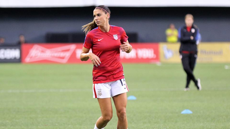 """<p>With the success she's had, this soccer player and Olympic gold medalist can land herself endorsements just for kicks. Known for scoring the match-winning goal for Team USA's semi-final match in the 2012 London Olympics, in 2015 Alex Morgan became the first women's soccer player to appear on the cover of the FIFA video games. She scored several goals in the Rio Olympics in 2016, and in 2019, she dazzled the soccer world when she tied a World Cup record by scoring five goals in one match to lead her team to a record 13-0 win against Thailand.</p> <p>Some of the brands that Morgan has endorsed include Nike, Panasonic, Chobani, Procter & Gamble, Mondelez International and AT&T. She's also a three-time children's author, according to Forbes, and in March, the New York Times reported that Morgan joined other high-level athletes to launch a women-centric media company called TOGETHXR.</p> <p><em><strong>Check Out: <a href=""""https://www.gobankingrates.com/net-worth/sports/richest-golfers-all-time/?utm_campaign=1119495&utm_source=yahoo.com&utm_content=5&utm_medium=rss"""" rel=""""nofollow noopener"""" target=""""_blank"""" data-ylk=""""slk:How Rich Are Tiger Woods, Jordan Spieth and 43 More of the Wealthiest Golfers of All Time?"""" class=""""link rapid-noclick-resp"""">How Rich Are Tiger Woods, Jordan Spieth and 43 More of the Wealthiest Golfers of All Time?</a></strong></em></p> <p><small>Image Credits: Jamie Smed / Flickr.com</small></p>"""