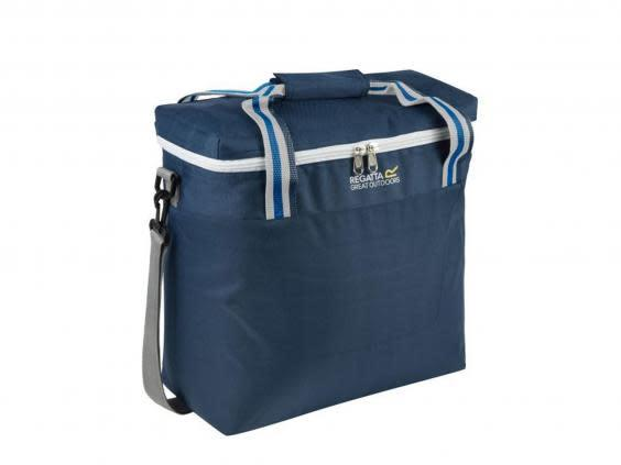 You can trust Regatta for straightforward high-quality outdoor products at a good price, and this 15l cooler is exactly what you'd expect (Regatta)