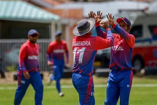 "Nepal captain Paras Khadka was left ""speechless"" after his side fought back from the brink of defeat to beat Canada on Wednesday and book a place at next month's 2019 cricket World Cup qualifying tournament."