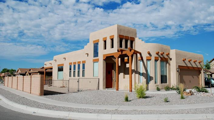 New Mexico house