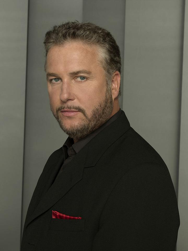"William Petersen stars as Gil Grissom in ""CSI: Crime Scene Investigation."""