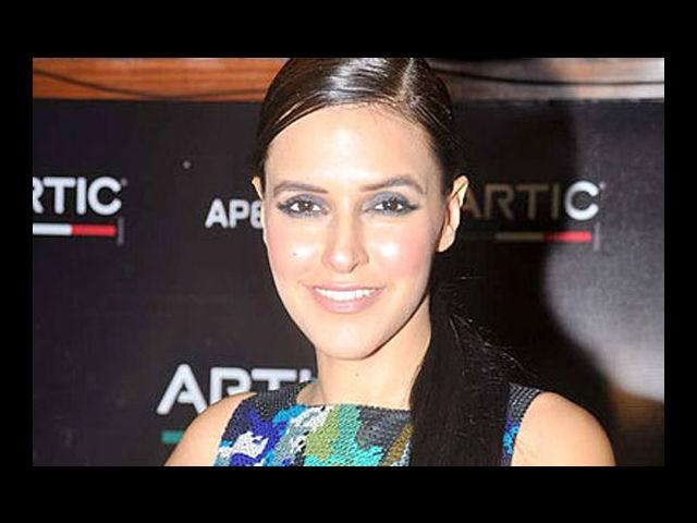 <b>3. Neha Dhupia</b><br><br>She's intelligent, sexy and edgy – everything a Bond girl should be.