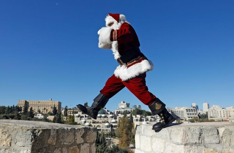 Father Christmas will still be distributing presents this year despite coronavirus restrictions, Italian PM says