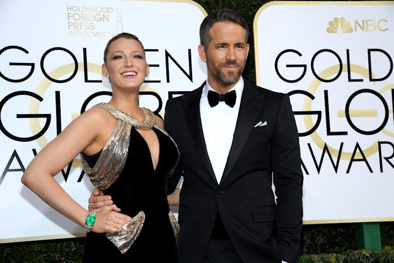 Ryan Reynolds Played An Amazing Prank On Blake Lively While She Was Giving Birth
