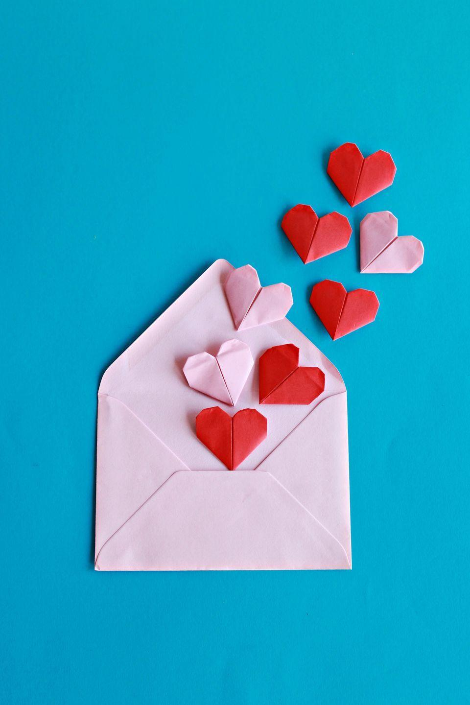 <p>Or, for more immediate satisfaction, make someone's day by surprising them with a piece of snail mail. </p>