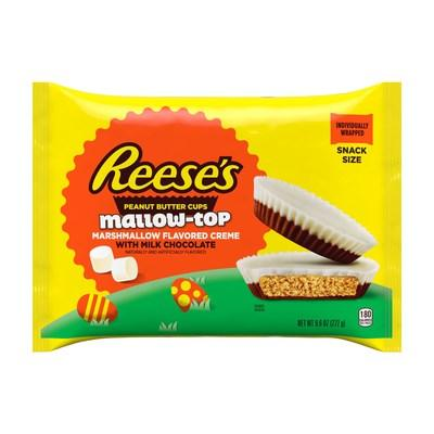 Reese's Mallow-Top Peanut Butter Cup