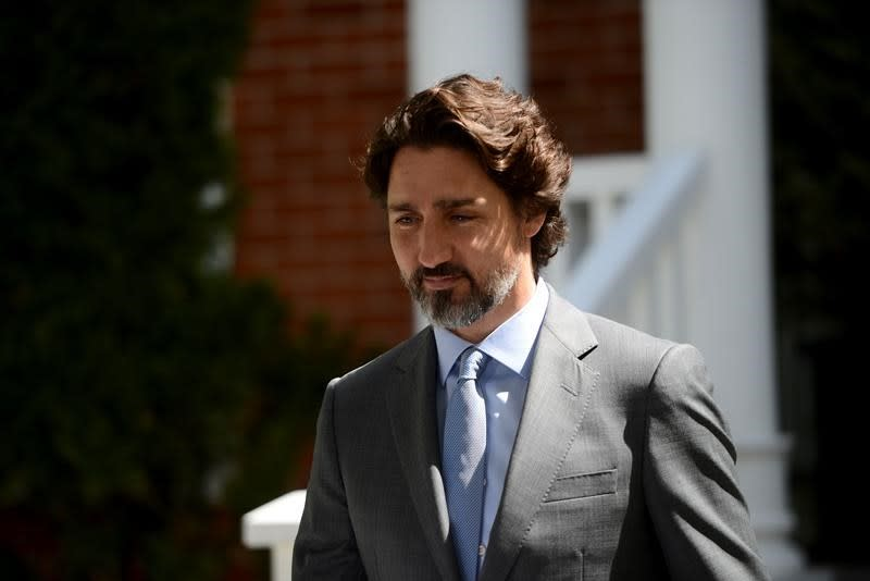 Trudeau pledges help to increase COVID-19 testing in Ontario and Quebec