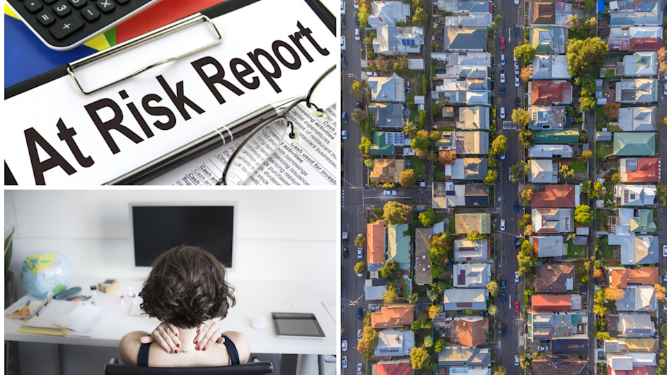 Don't fall into the property report trap. Source: Yahoo Finance/Property Observer/Getty