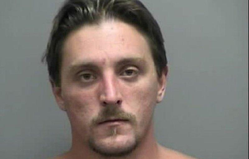 Joseph Jakubowski is pictured in this undated booking photo. Rock County Sheriff/Handout via REUTERS
