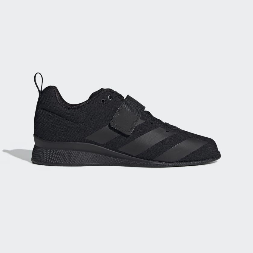 """<p><strong>adidas</strong></p><p>adidas.com</p><p><a href=""""https://go.redirectingat.com?id=74968X1596630&url=https%3A%2F%2Fwww.adidas.com%2Fus%2Fadipower-weightlifting-2-shoes%2FF99816.html&sref=https%3A%2F%2Fwww.menshealth.com%2Fstyle%2Fg32628591%2Fadidas-memorial-day-sneaker-sale%2F"""" rel=""""nofollow noopener"""" target=""""_blank"""" data-ylk=""""slk:BUY IT HERE"""" class=""""link rapid-noclick-resp"""">BUY IT HERE</a></p><p><del>$170<br></del><strong>$85</strong></p><p>For the serious weightlifter, it's worth finding your perfect lifting sneaker for optimal training. The lace and strap combination keeps your midfoot in tight and the forefront is super stretchy for flexibility. </p>"""