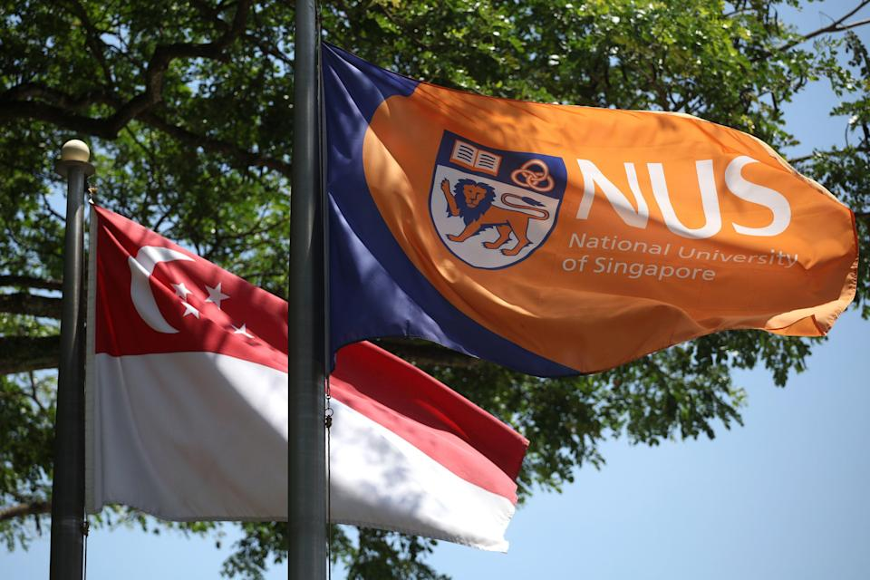 Earlier on Monday, the NUS Review Committee on Sexual Misconduct submitted its final list of 10 recommendations to the school.