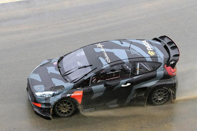 Former Formula 1 test driver Ma Qing Hua will race in the opening round of the World Rallycross Championship next month for Manfred Stohl's STARD team