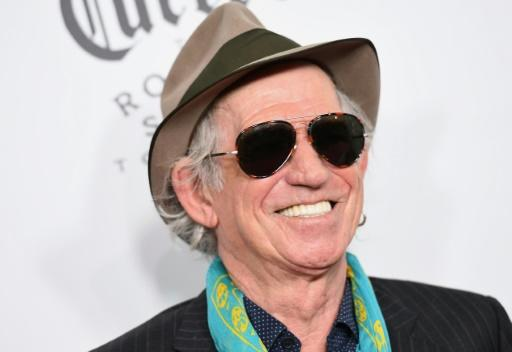 Stones-Gitarrist Keith Richards