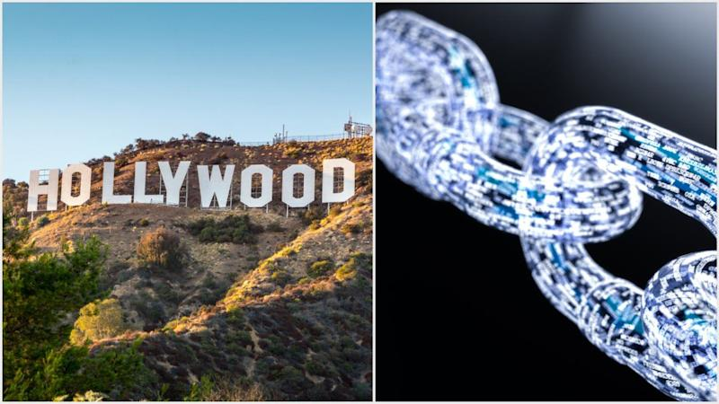 Proxicoin is a way for the ordinary blockchain investor to get a piece of Hollywood's action and it scored a $100 million backing from a Hong Kong fund. | Source: (i) Shutterstock (ii) Shutterstock; Edited by CCN