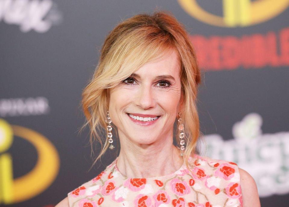 <p>Holly Hunter's voice probably sounds familiar from Pixar's <em>Incredibles </em>franchise, where she voiced Elastigirl. In <em>The Comey Rule</em>, the Oscar-winner plays Sally Yates, was appointed as Deputy Attorney General under Barack Obama and was serving as Acting Attorney General when Donald Trump issued his executive order instituting a Muslim travel ban in 2017, which she denounced and refused to allow the justice department to defend. </p>