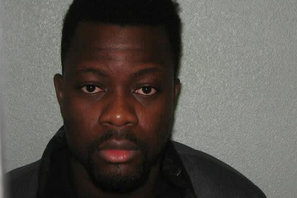 Abiodun Adeagbo, 33, arranged to meet up with the victim in July 2015.