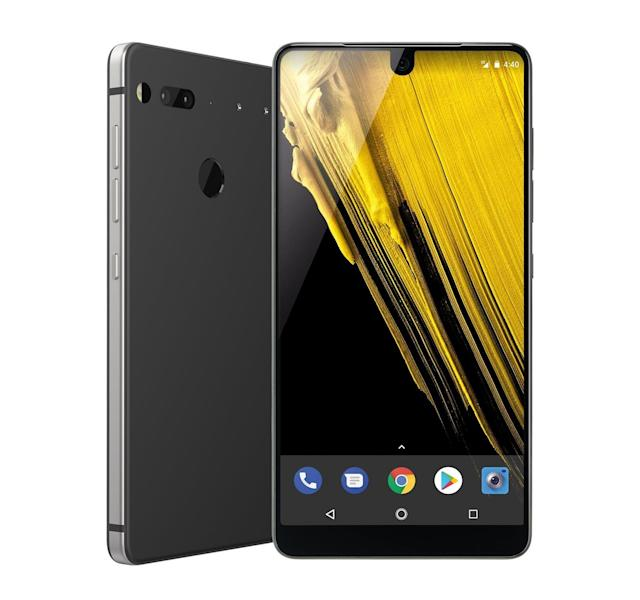 The Android-powered Essential Phone is on sale for $249.