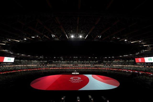Tokyo 2020 Olympic Games – Opening Ceremony
