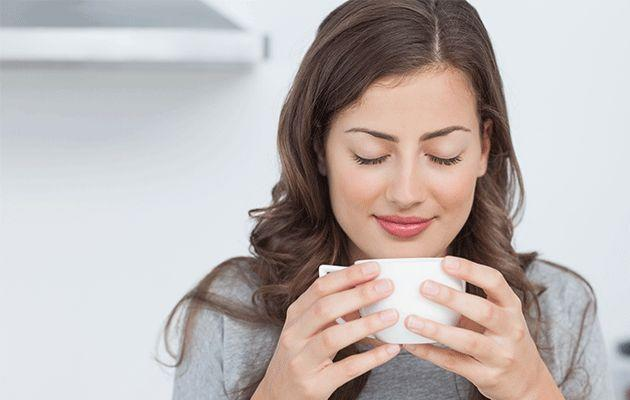 Drinking one cup of coffee a day can lower your risk of liver cirrhosis by 22 per cent. Photo: Thinkstock